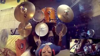 Leandro Ibañez - Divididos - Spaghetti Del Rock (Drum Cover HD)