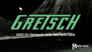 monster music gretsch g5622t electromatic center block semi hollow electric guitar