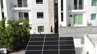Sonnen Works - Instalación paneles solares San Pedro Garza García NL Mono PERC + SMA