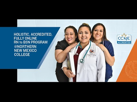 Holistic, Online RN to BSN at Northern New Mexico College
