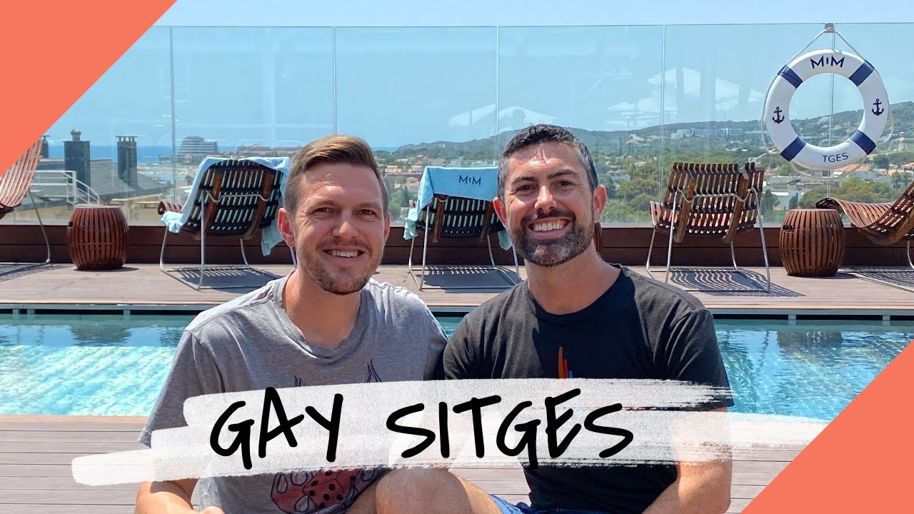 Download Best of Sitges - A Top Gay Travel Destination