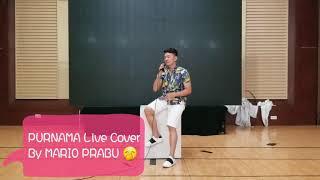 Gambar cover LESTI - PURNAMA Live Cover By MARIO PRABU