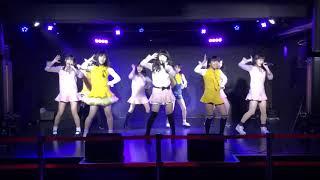 アモレカリーナ大阪 カバー曲『アイドルカレッジ YOZORA』@ 難波 NUNBER...