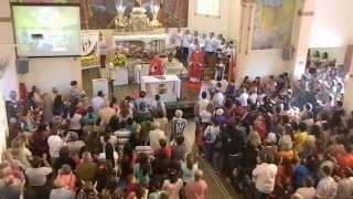 Festa do Divino Paróquia Bom Jesus Ribeirão Branco 2013