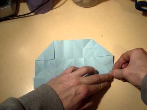 Fold a Kawasaki origami rose in 6 minutes properly