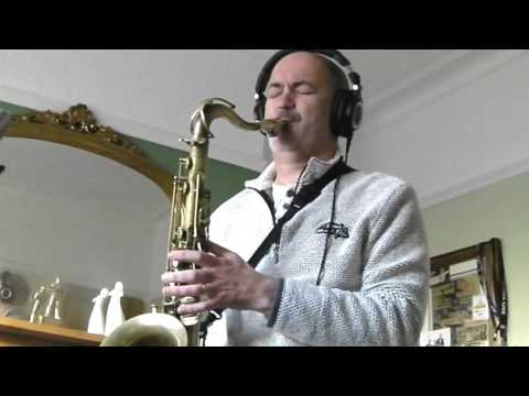Tequila - Tenor Saxophone Cover