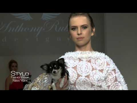 Anthony Rubio Ss16 Runway Show During Style Fashion Week