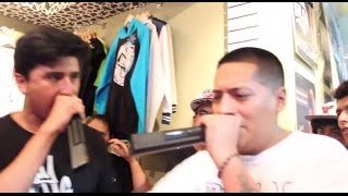 REAL FREESTYLE 2: Carlitos, Klibre, Dajez y Flecha - Clan 2015