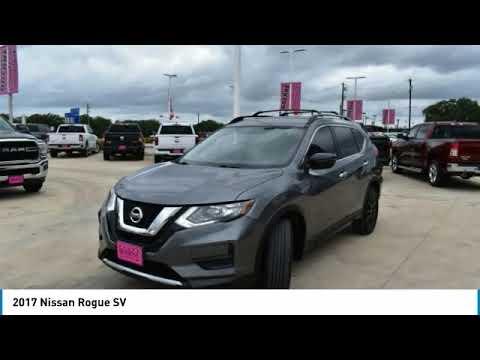 2017 Nissan Rogue HC820118T