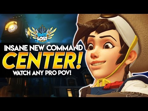 Overwatch - NEW Command Center EXPLAINED! Watch ANY Pro Player Cam! thumbnail