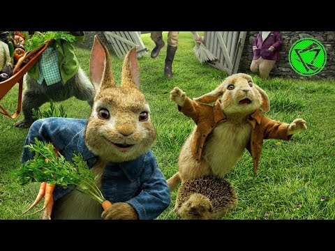 Peliculas En Español 2018 EN VIVO   Las travesuras de Peter Rabbit
