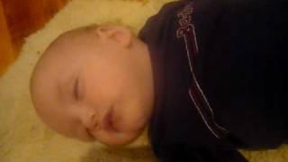 Repeat youtube video breath holding spell/seizure Kai 30-12-09#3