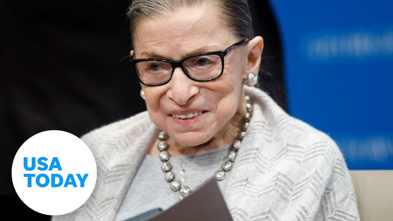 Justice Ruth Bader Ginsburg to lie in state at U.S. Capitol | USA TODAY