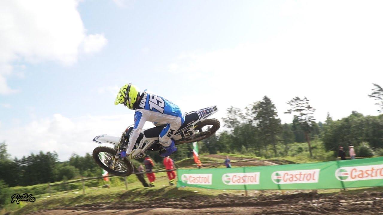 Türi Castrol Eesti meistrivõistlused motokrossis 2020