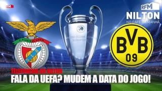 RFM - Nilton - Telefonema -fala da UEFA? Mudem a data do jogo! -13-02