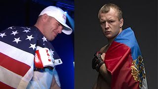 HARD FIGHT SHLEMENKO against the UNDERSTABLE American CHAMPION! Opponent SURPRISED Storm!