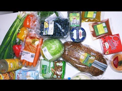 BUDGET VEGAN FOOD HAUL!
