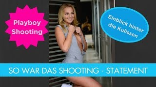 Cover Shooting für den Playboy - mein Feedback Teil 3/3