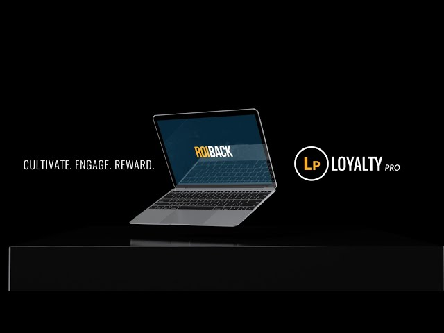 Product Introduction // Loyalty Pro