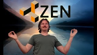 ZenCash / ZEN - Be At One With Privacy