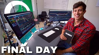 Final Day Trading With $100,000