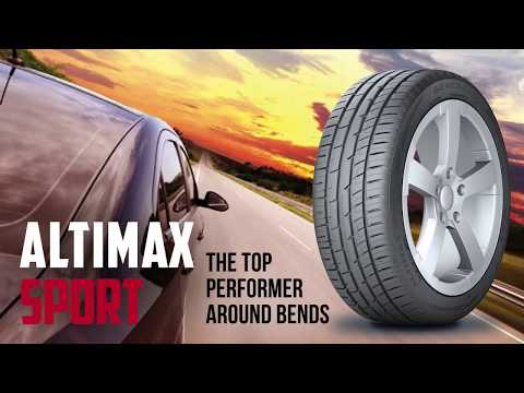 GENERAL TIRE Altimax Sport vasarinės padangos