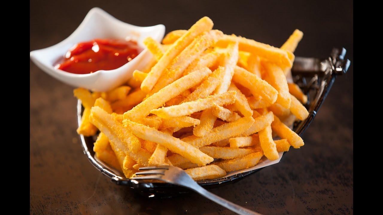 كيف اسوي بطاطس مقلي مثل المطاعم French Fries Recipe Youtube