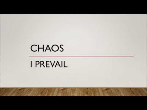 I Prevail | Chaos