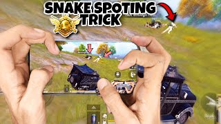 How to Spot Snakes   SOLO VS SQUAD GAMEPLAY   PUBG MOBILE BGMI