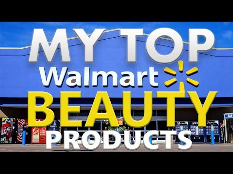 TOP WALMART BEAUTY PRODUCTS - MONEY SAVING MONDAY