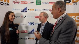 Electronica 2018 eBOM Interview with David and Omer from Rhopoint Components