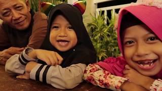 Vlog!! BUKA PUASA PERTAMA Sama Keluarga KOMPLIT - Hana Callista & Rafa Alghazi