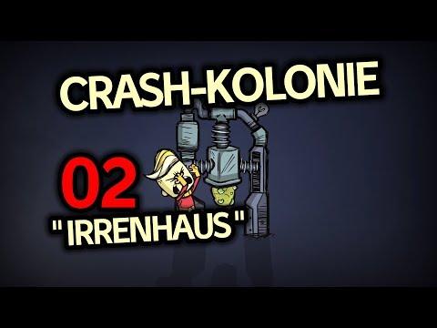 """Wir retten: Das """"Irrenhaus"""" - Die Crash-Kolonie - Oxygen Not Included (deutsch/hilfe guide)"""