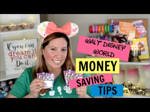 Disney World Money Savings Tips | Disney on a Budget pt 1