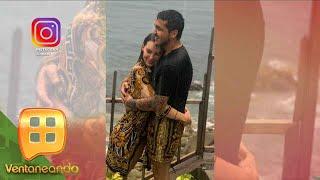¡Belinda y Christian Nodal confirman su noviazgo! Mira cómo lo dieron a conocer. | Ventaneando