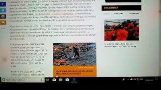 La GRÈCE Crève De Faim La Bouche Ouverte : Sortie De L' Euro Et Renationalisation !!! :O