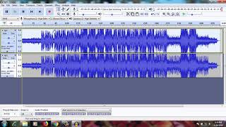 Download lagu How to Remove Vocals From a Song Using Audacity MP3