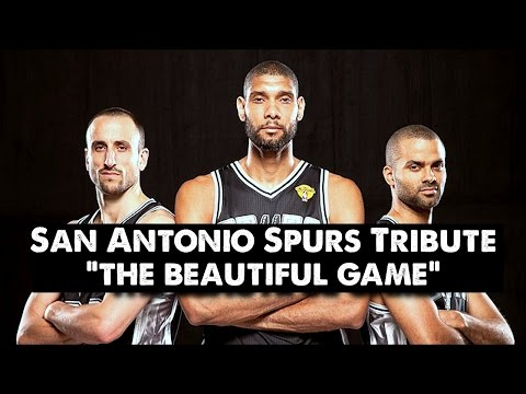2014 Spurs ball movement (Greatest Spurs team)