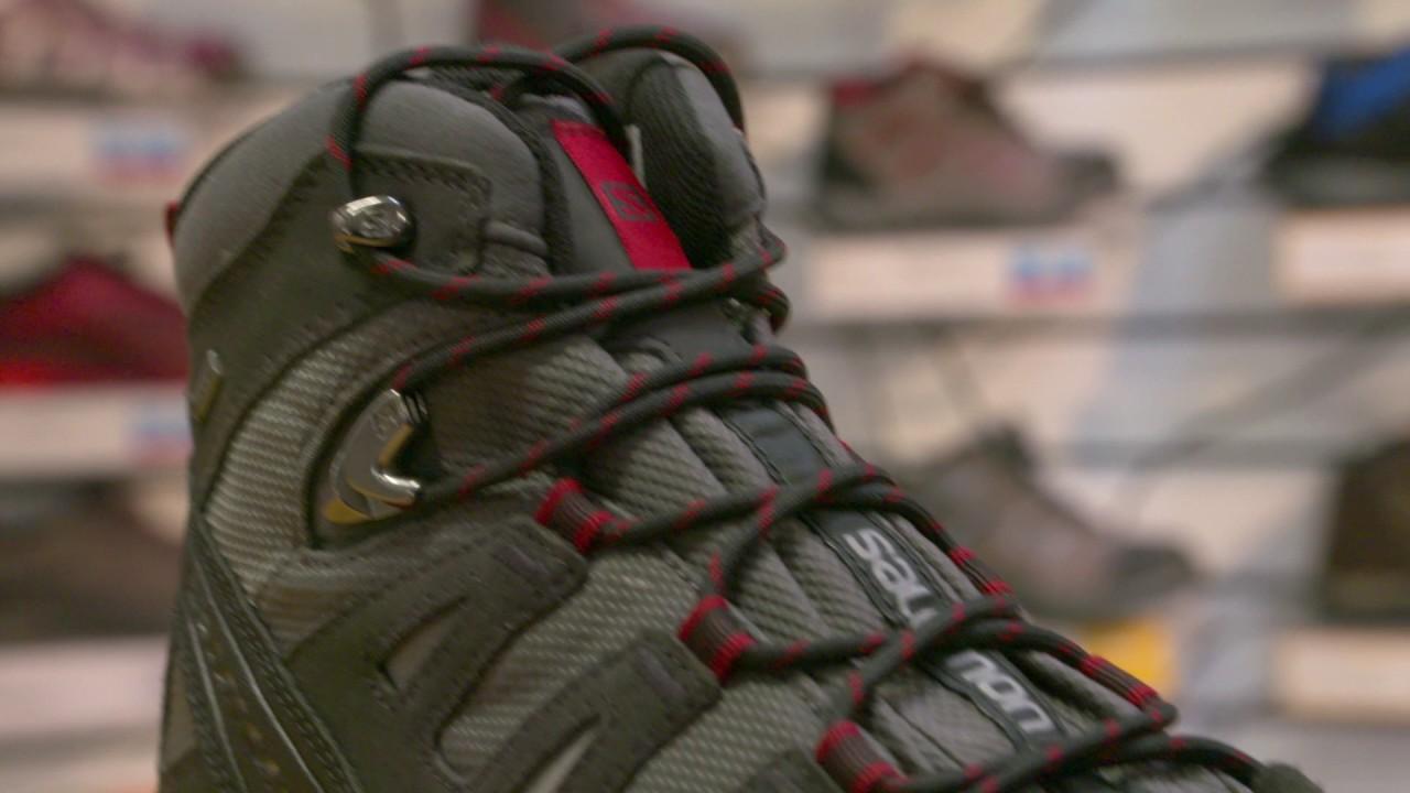 Salomon Quest Prime Walking Boots