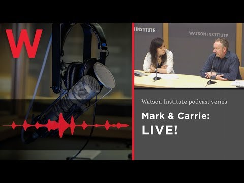 Mark & Carrie - LIVE!