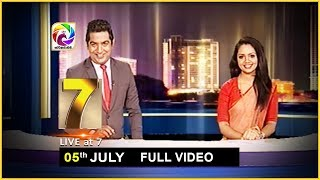 Live at 7 News – 2019.07.05 Thumbnail