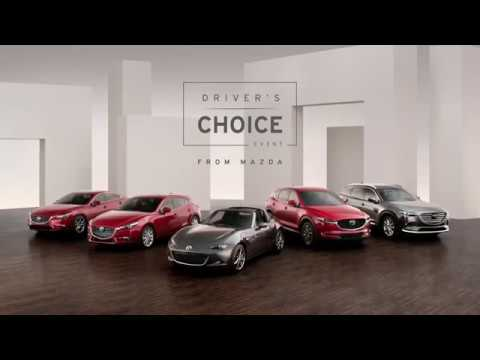 Driver's Choice Event SUV – Driving Matters | Mazda of Fort Walton Beach