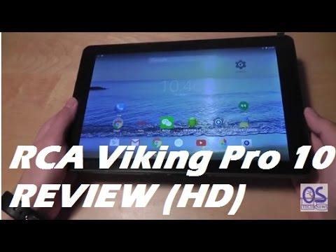 d3769651f REVIEW  RCA Viking Pro 10