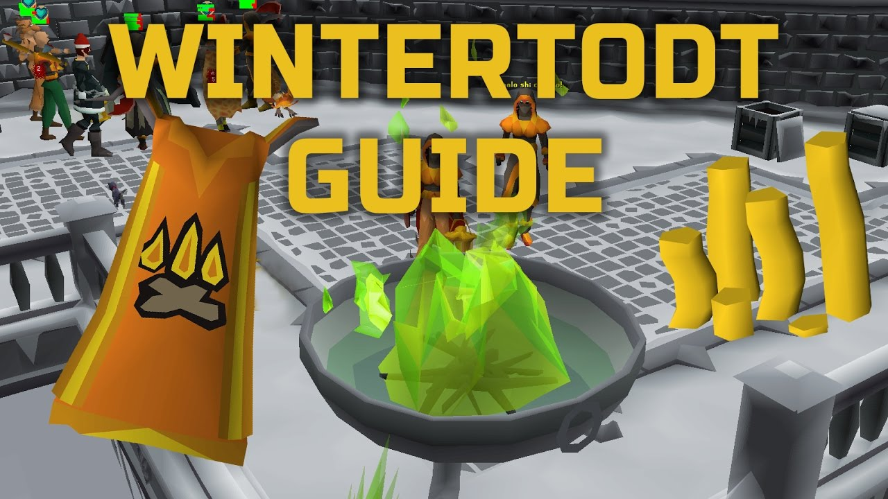 Osrs Wintertodt Guide Train Firemaking While Making Profit