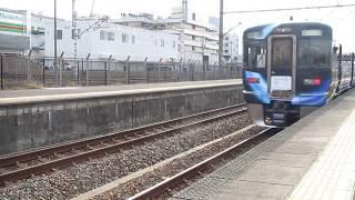 2018 10 JR東海道線 笠寺駅 313系8000番台 知多鉄道酢トーリーHM