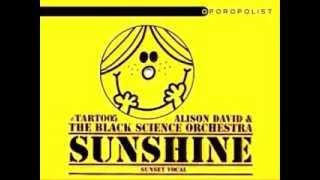 Sunshine - ( Alison David & The Black Science Orchestra ) - Sunset Vocal Mix