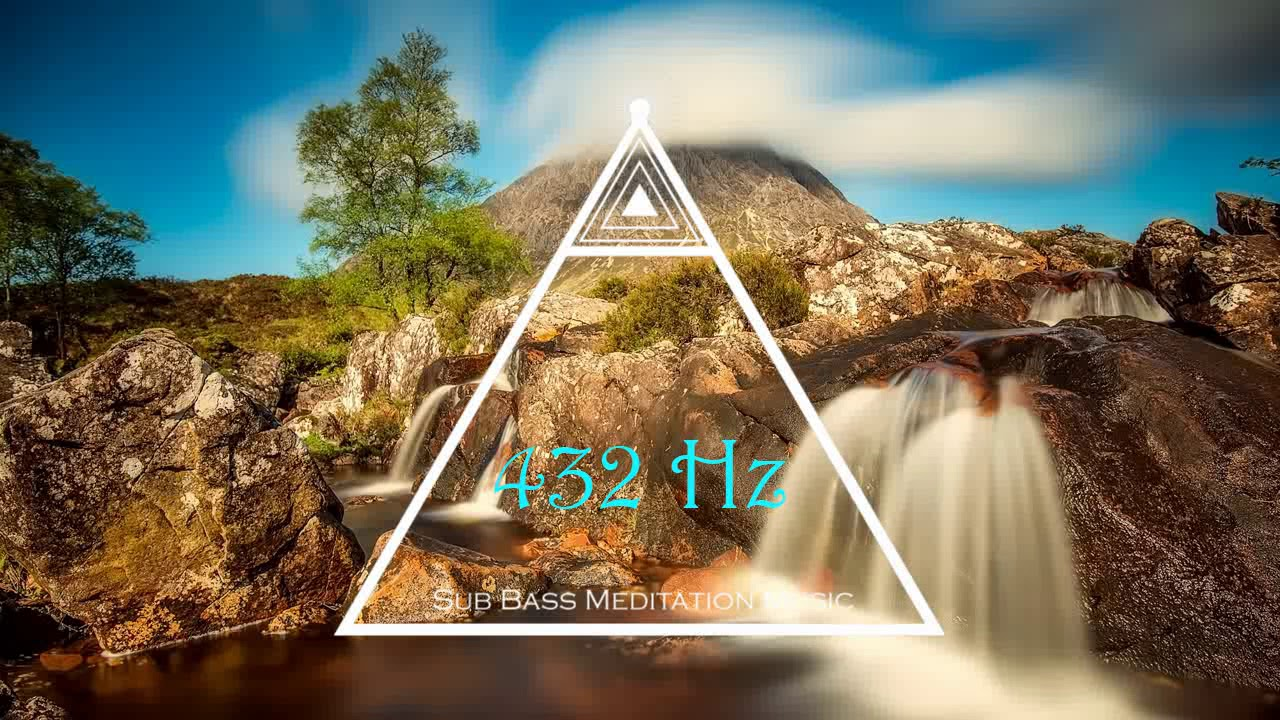 432 hz tuning music for healing nikola tesla 369 code music with sub bass pulsation youtube. Black Bedroom Furniture Sets. Home Design Ideas