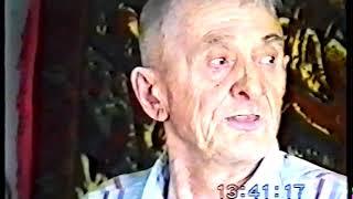 ЖИВЫЕ ГОЛОСА. Ветеран Черных Степан Васильевич