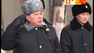 Полицейские перешли на зимнюю форму одежды(, 2015-10-22T03:46:10.000Z)
