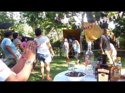 Karaoke At Mama's Farm 2016-07-17 Video 1